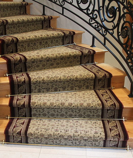 To Get Help Installing Your Stair Runners Once Delivered, Please Read Here.