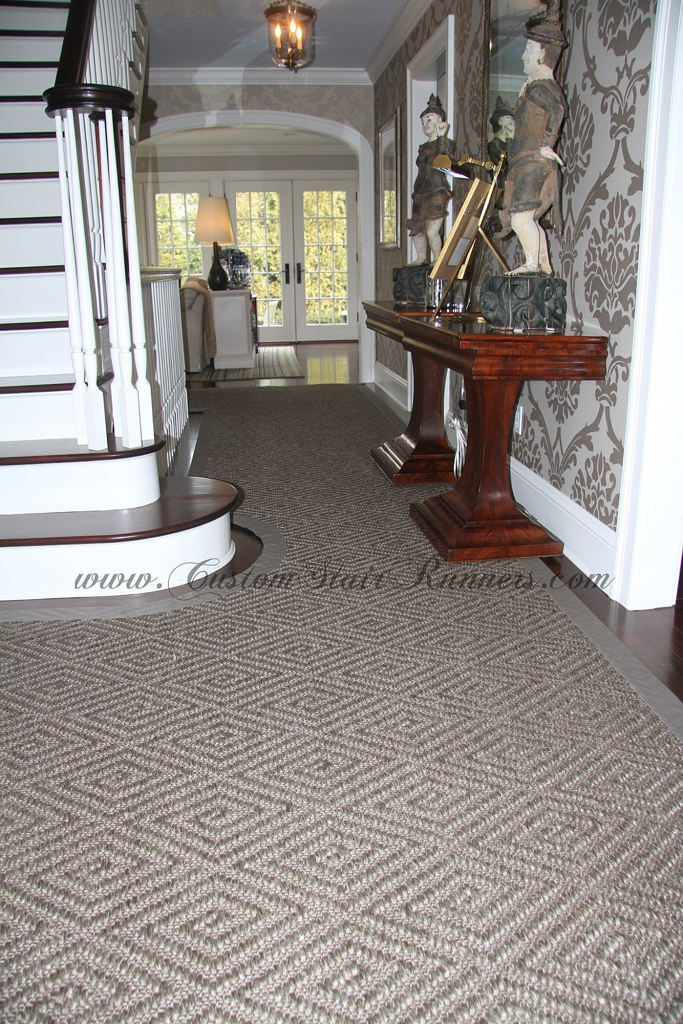 Custom Fitted Sisal Rugs