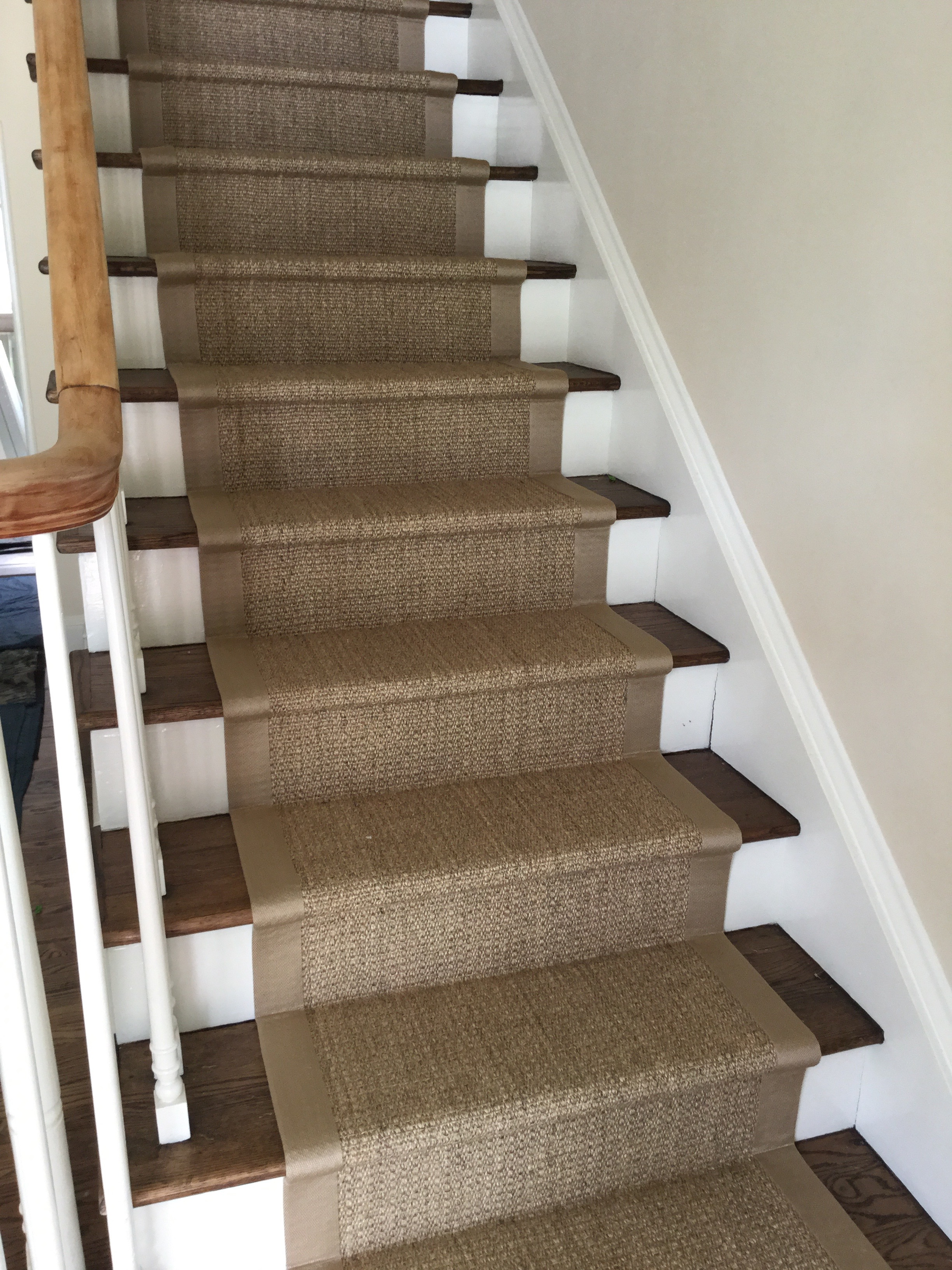 Custom stair runners choose the color of your custom for Custom stair