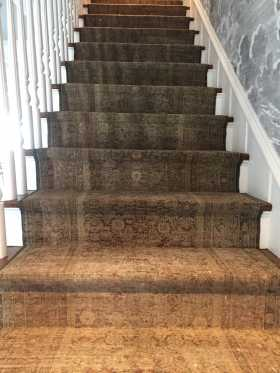 antique roll runner